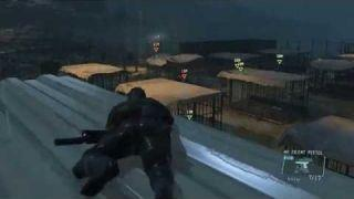 Metal Gear Solid V Ground Zeroes PC Gameplay Max Settings 60fps 1080p