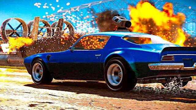 FAST & FURIOUS CROSSROADS Bande Annonce (2020) PS4 / Xbox One