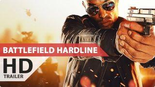 BATTLEFIELD HARDLINE Launch Trailer Deutsch German (1080p HD) (2015)