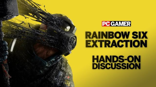 Rainbow Six Extraction Hands-On Preview