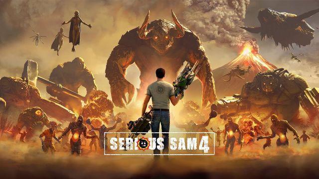 Serious Sam 4 - A Classic Returns August 2020