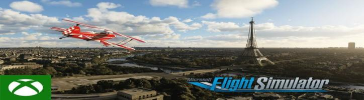Microsoft Flight Simulator – Netherlands, Belgium, Luxembourg, and France World Update Trailer