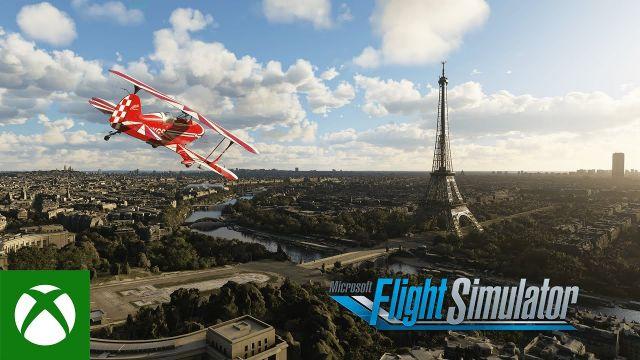Microsoft Flight Simulator – Netherlands, Belgium, Luxembourg, and France World Update Trailer