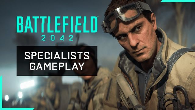 Battlefield 2042 Gameplay   First Look At New Specialists