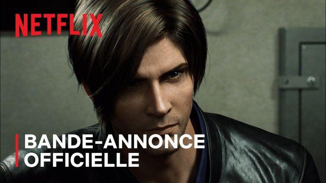 Resident Evil: Infinite Darkness   Bande-annonce officielle VF   Netflix France