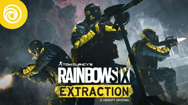 Rainbow Six Extraction : Trailer de gameplay officiel