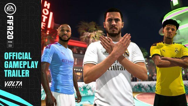FIFA 20 | Official VOLTA Gameplay Trailer