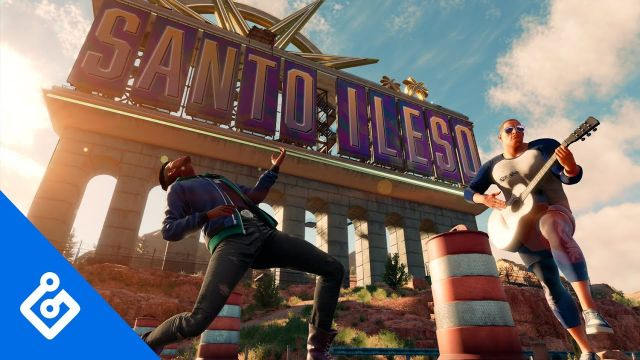 Saints Row: Exclusive First Look At The World of Santo Ileso