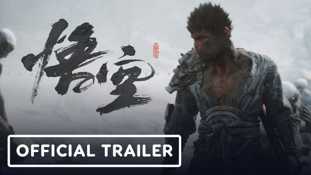 Black Myth: Wukong - Official Unreal Engine 5 Gameplay Trailer