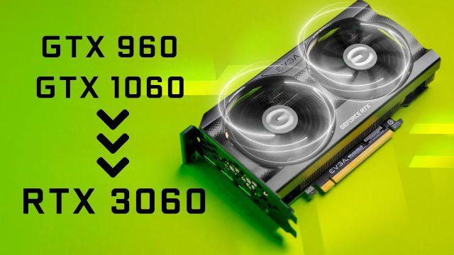 From GTX 960 to RTX 3060 - FINALLY Time to Upgrade?