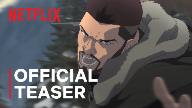 The Witcher: Nightmare of the Wolf | Official Teaser | Netflix