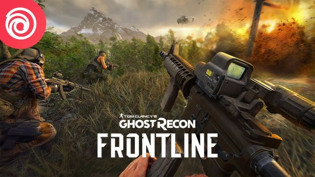 Ghost Recon Frontline - Full Announcement Video