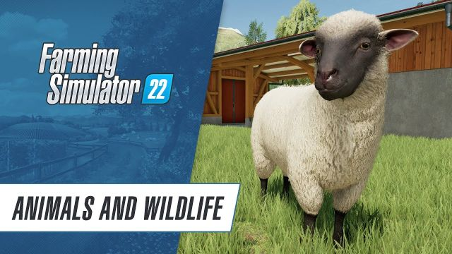 ? Animals & Wildlife in Farming Simulator 22