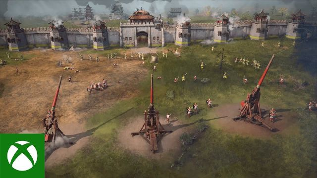 Age of Empires IV  - Weapons of War: Trebuchet