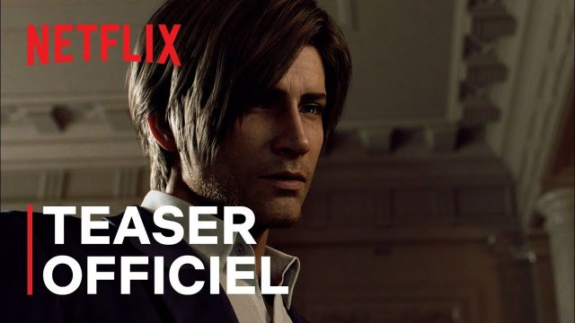 Resident Evil: Infinite Darkness | Bande-annonce personnages VOSTFR | Netflix France