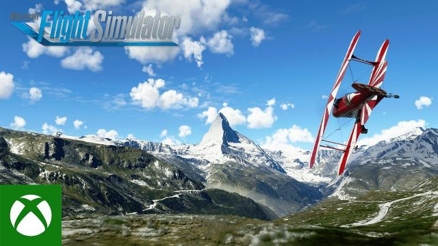 Microsoft Flight Simulator – Austria, Germany, Switzerland World Update Trailer
