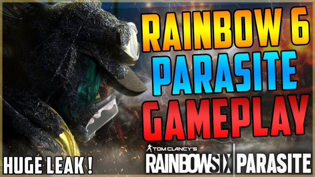 HUGE LEAK! - 5 MINUTES OF RAINBOW SIX PARASITE GAMEPLAY IN HD + LOADOUTS AND GADGETS!