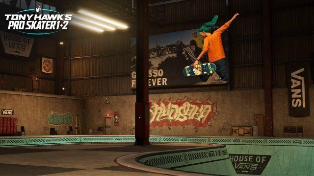 Tony Hawk's™ Pro Skater™ 1 and 2 New Skater Announce