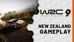 WRC 9 | New Zealand Gameplay