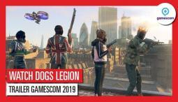 WATCH DOGS LEGION - GAMESCOM 2019 - Incarnez tous les personnages : explications [OFFICIEL] VF HD