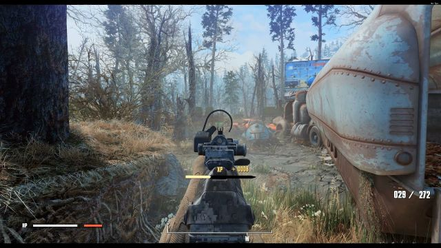 Fallout 4 Remastered:205 Mods PRC ENB Heavily Modded Gameplay