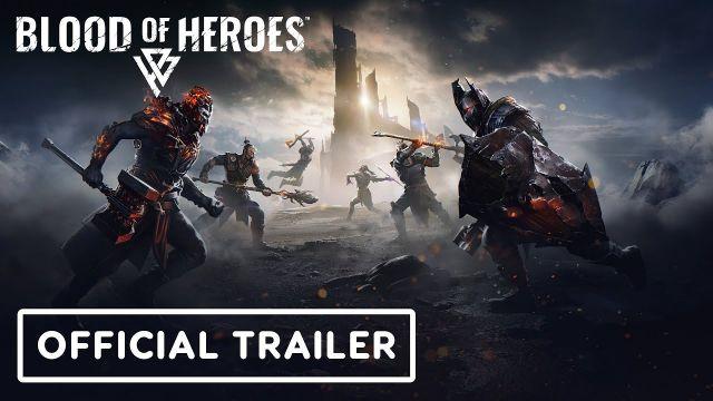 Blood of Heroes - Official Trailer | gamescom 2021