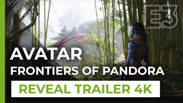 Avatar  Frontiers of Pandora - Trailer 4K