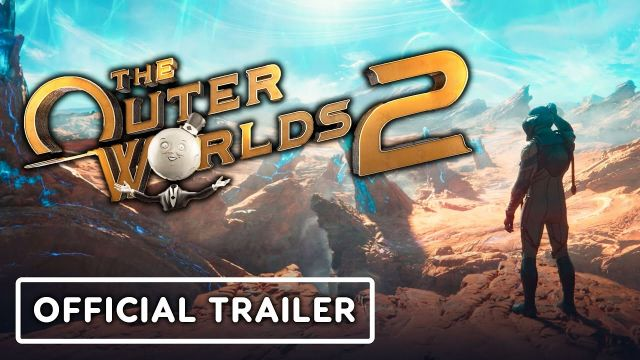 The Outer Worlds 2 - Official Reveal Trailer   E3 2021