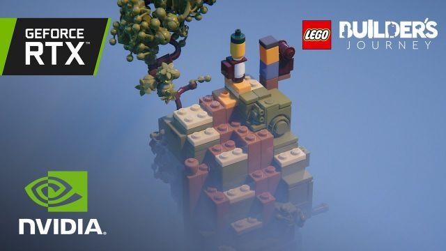 LEGO® Builder's Journey | Official GeForce RTX Reveal Trailer