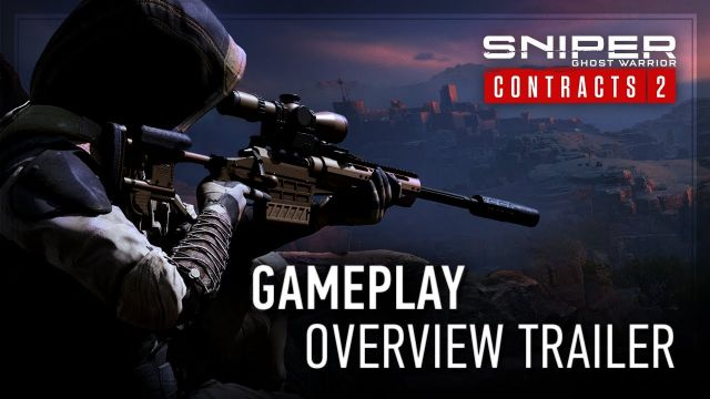 Sniper Ghost Warrior Contracts 2 - Gameplay Overview Trailer (2021)