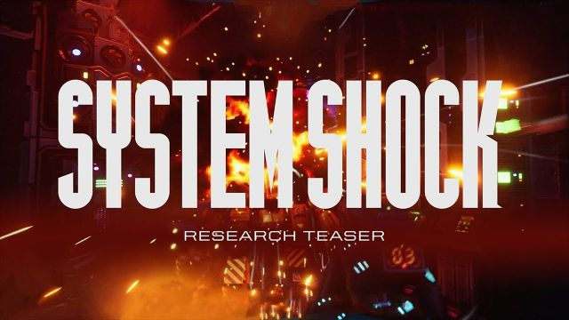 System Shock Research Teaser Trailer - Nightdive Studios