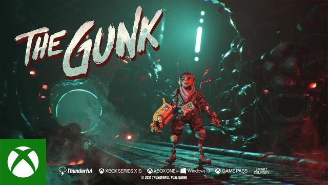 The Gunk - Gameplay Trailer