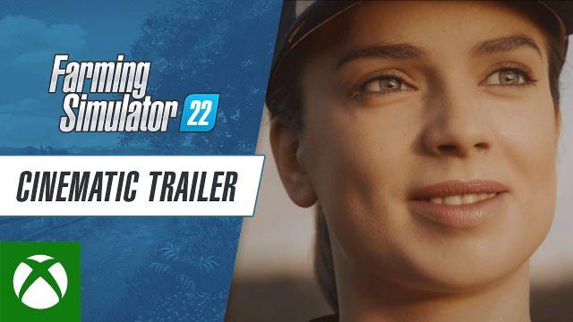 Farming Simulator 22 - Cinematic Trailer