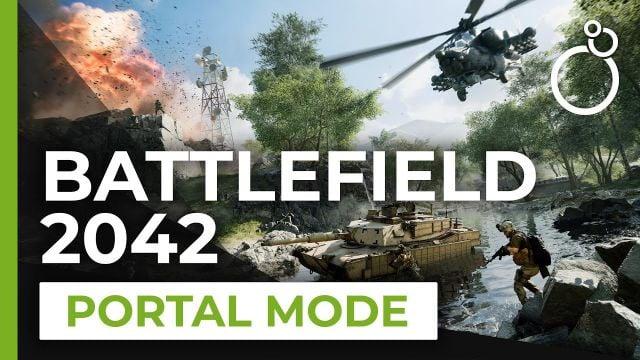 Battlefield 2042 - Portal Mode Gameplay (new sandbox mode)