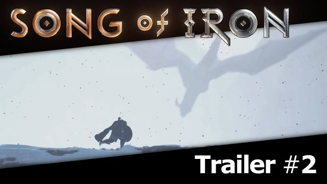 SONG of IRON Trailer #2  Xbox ( 4k, 60fps )