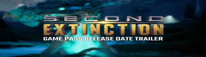 Second Extinction Game Pass Release Date Trailer