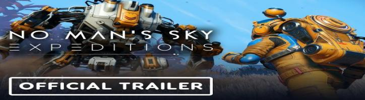 No Man's Sky - Expeditions Trailer
