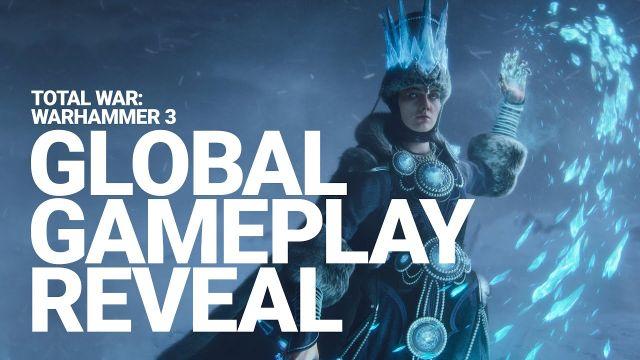 Total War: WARHAMMER III Global Gameplay Reveal   Full Showcase