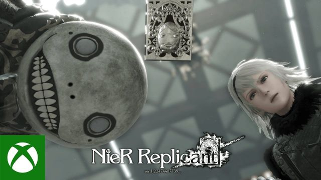 NieR Replicant ver.1.22474487139…  | Accolades Launch Trailer