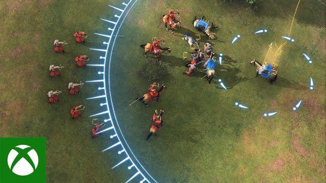 Age of Empires IV  - Official Gamescom Gameplay Trailer