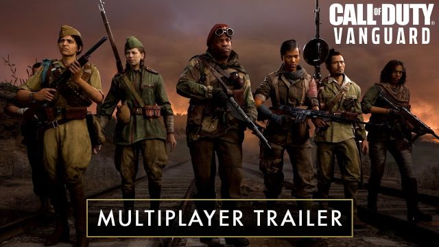 Call of Duty®: Vanguard - Multiplayer Trailer