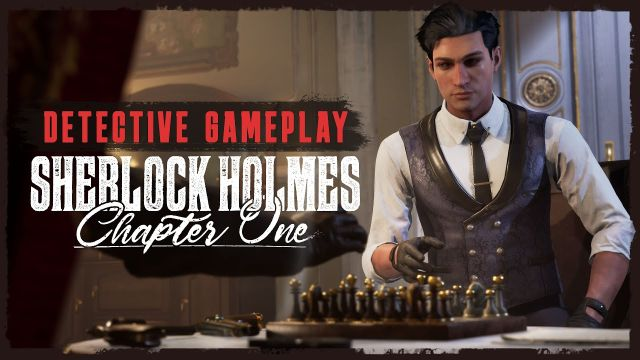 Be the detective | Sherlock Holmes Chapter One