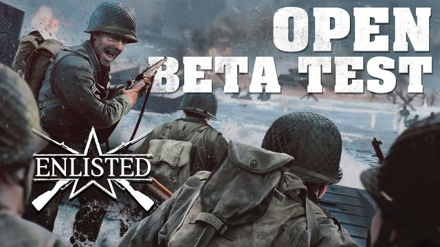 Open Beta Trailer / Enlisted
