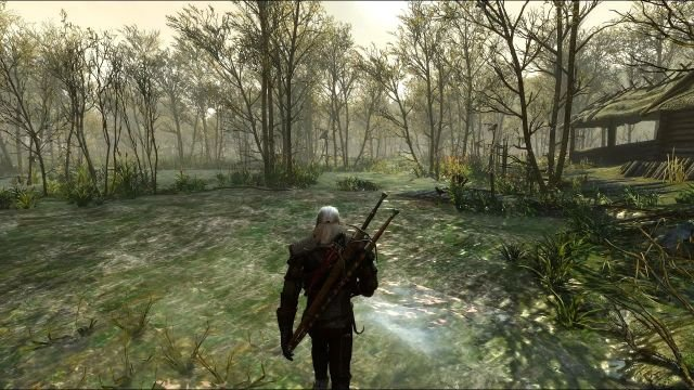 Witcher3 RTX 3090 - Vanilla Lighting and weather 2.0 update5 | 50+Mods