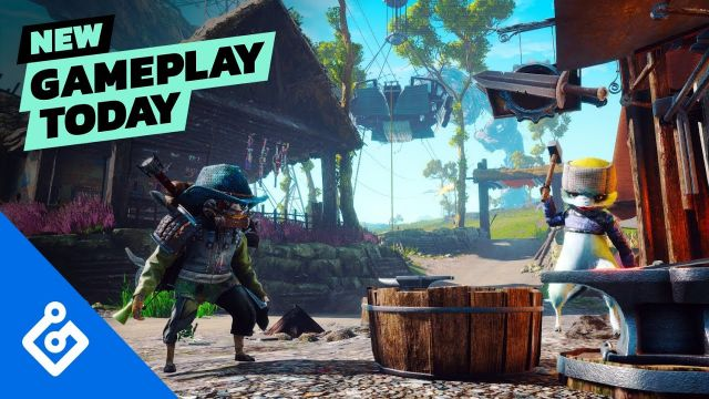 Biomutant — New Gameplay Today (4K)