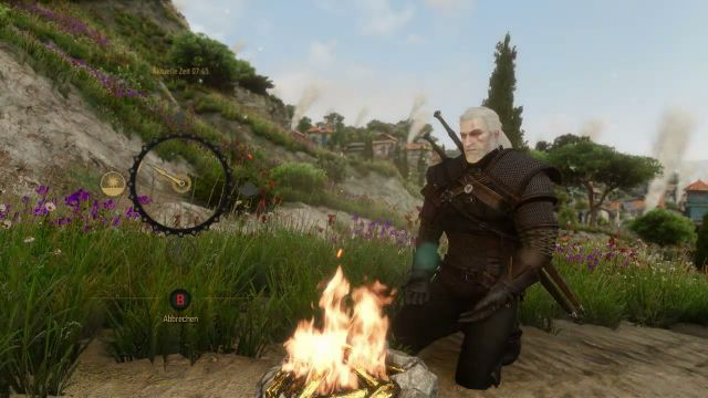 Witcher3 RTX 3090 - Lima Lighting Mod for Toussaint | 50+Mods |