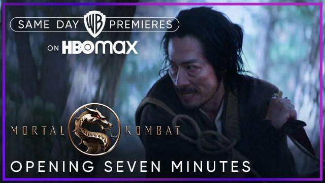 Mortal Kombat |  Opening Seven Minutes  | HBO Max