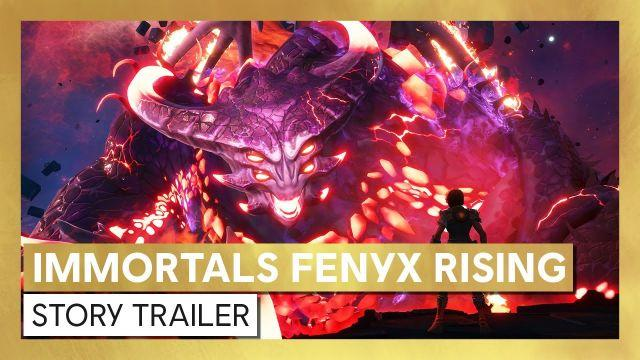 Immortals Fenyx Rising - Story Trailer [OFFICIEL] VF