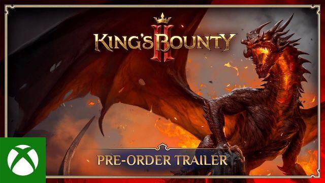 King's Bounty II – Official Pre-Order Trailer