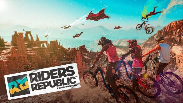 Riders Republic - Trailer du Monde [OFFICIEL] VF